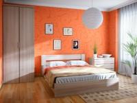 Комплект спальня Сунна №4