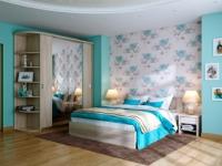 Комплект спальня Сунна №8