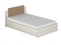 Кровать с подъемным механизмом и кроватным ящиком Сунна 1200