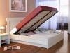 Кровать с подъемным механизмом и кроватным ящиком «Фрия» 1400