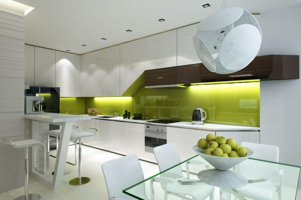 мебель для кухни современная фото