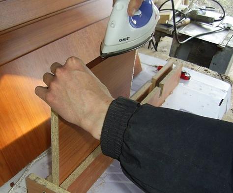 Покрасить столешницу дсп своими руками