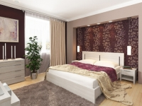Комплект спальня Фрия №10