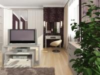 Комплект спальня Фрия №6