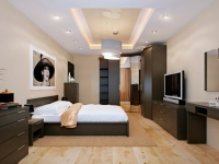 Комплект спальня Сунна №12