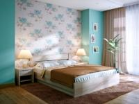 Комплект спальня Сунна №1