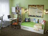 Юношеская кровать Фрия. Эльба мебель в Красноярске
