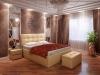Кровать «МИЛАНА» 1400 универсальная с вкладным РГПМ